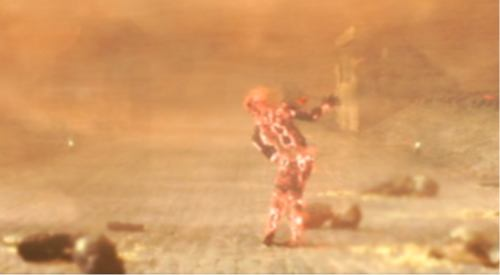 The second furian's death in chronicle's of riddick