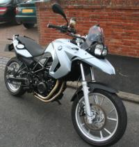 BMW F650GS Review