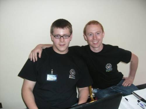 Steve & Alex Kent