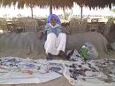 And even time fro a spot of shopping - handmade bedouin jewellery and gifts
