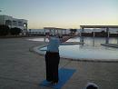 Yoga classes with Jyoti Jo