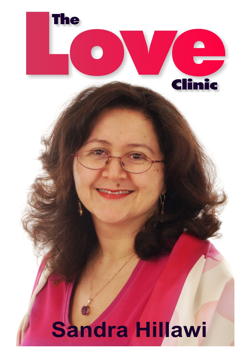 The Love Clinic by Sandra Hillawi