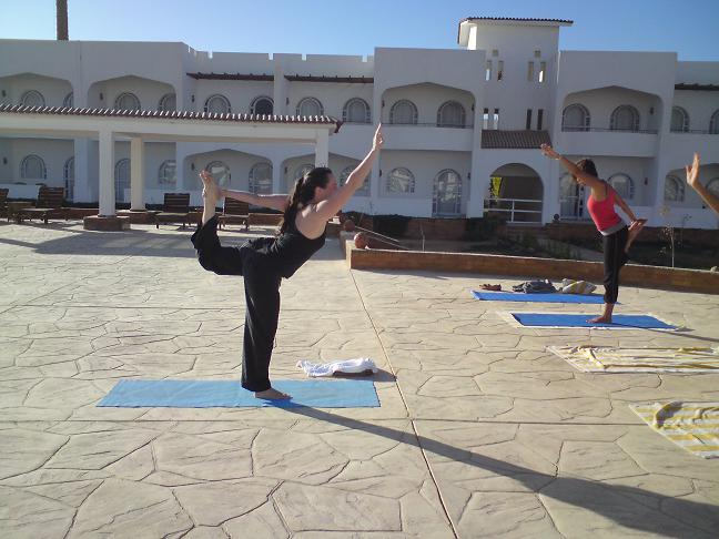 Jo Hogarty Yoga Detox Retreat Egypt