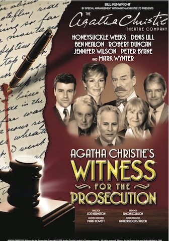 Review: Witness for the Prosecution - the Play - by Agatha Christie