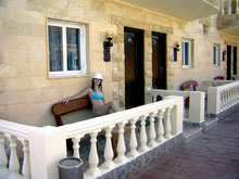 Ciao Hotel Rooms with balcony or terrace