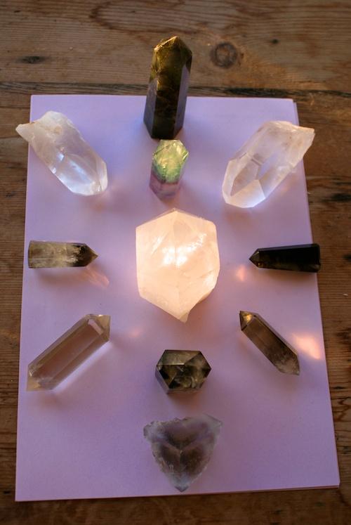 10-10-10 Healing Grid