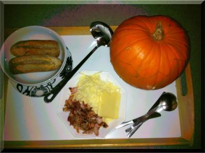 Pumpkin Soup Finale