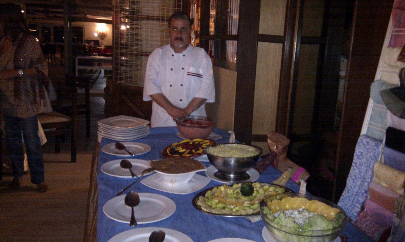 Chef Baraka
