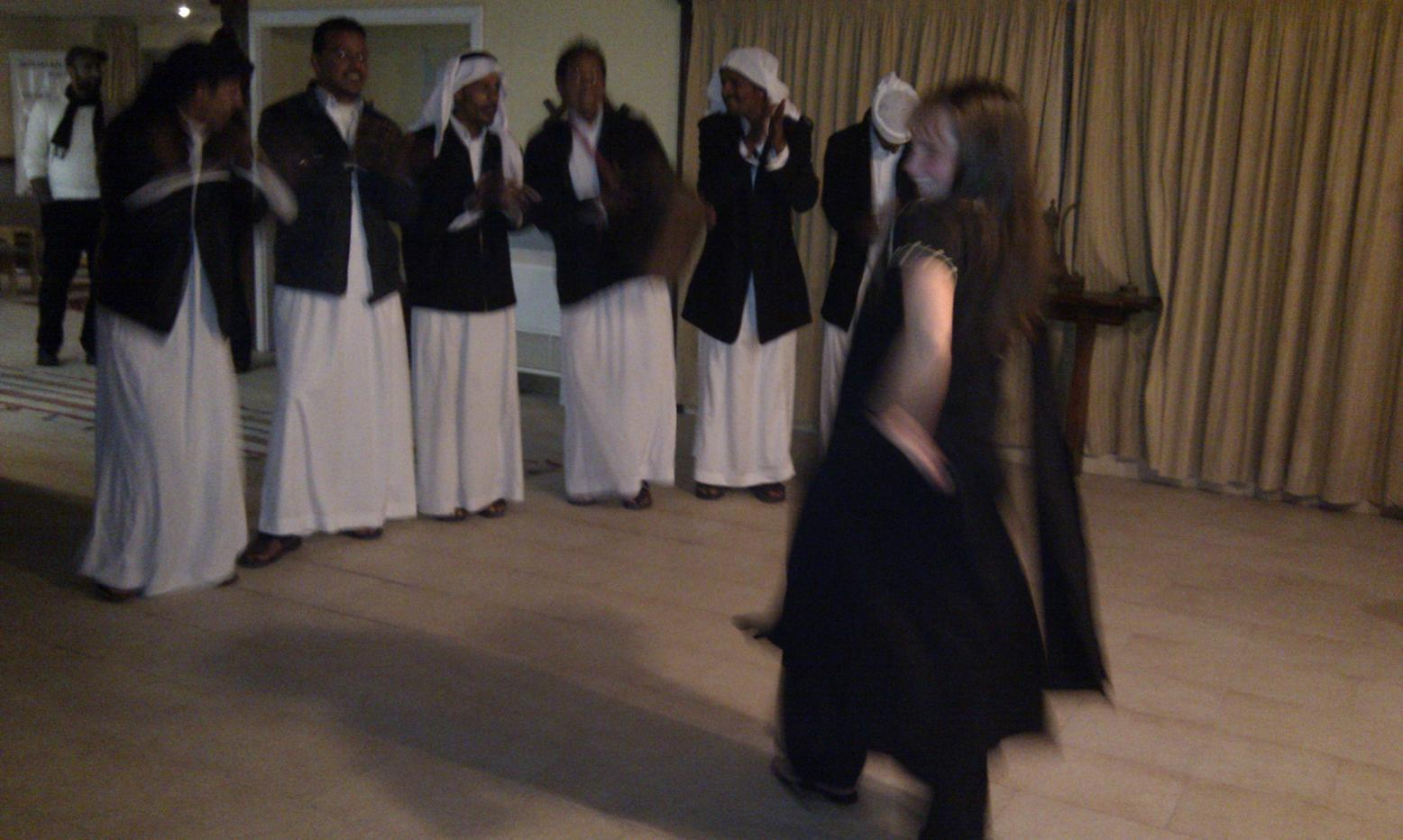 Jyoti Jo and the Bedouins