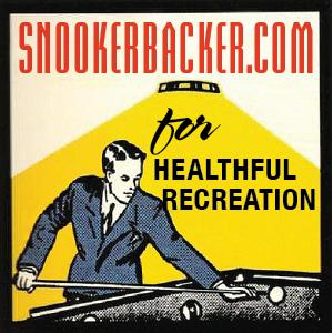 SnookerBacker Snooker News & Betting Tips