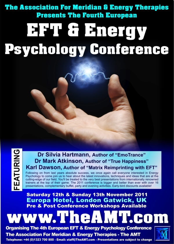 The EFT & Energy Psychology Conference 2011