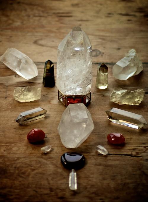 Solstice Healing Meditation Grid