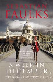 Review: A Week in December by Sebastian Faulks