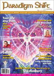 The GoE Featured in Paradigm Shift Magazine
