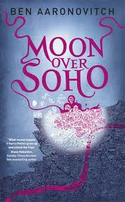 Review: Moon Over Soho by Ben Aaronovitch - Audiobook