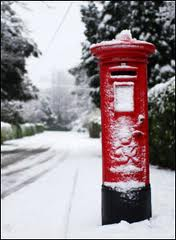 Christmas 2013 - Postage Guidelines