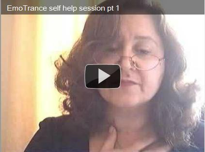 Video FREE Self Help  Healing Session with EMO