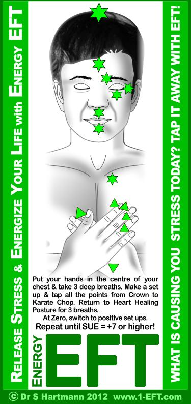 Energy EFT Bookmark