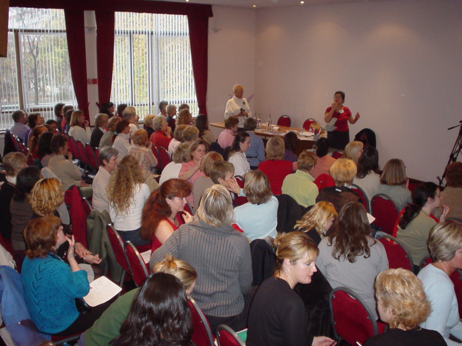 2004 EFT Training AoR London