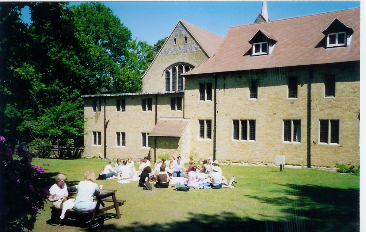 2004 EFT Workshop Godalming Surrey