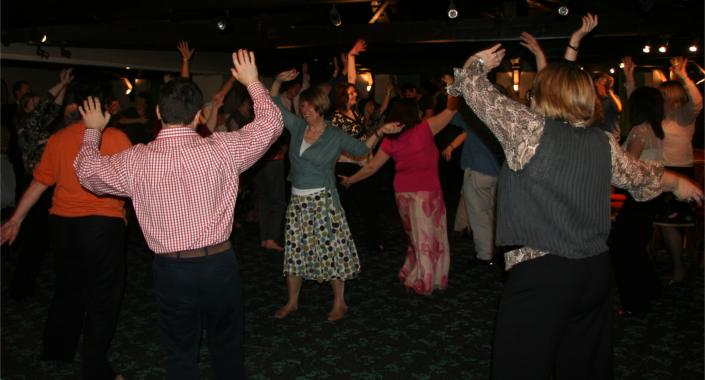 2008 Energy Dancing at the EmoTrance Conference