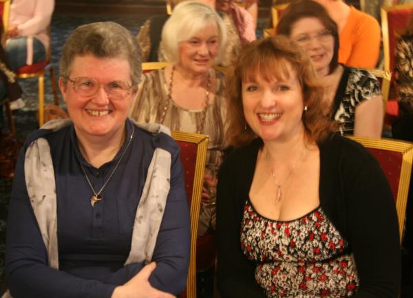 2008 Great friends Margarita and Kim