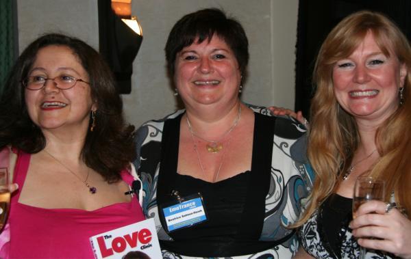 2008 Baya Salmon Hawk and Lisa Bundfuss