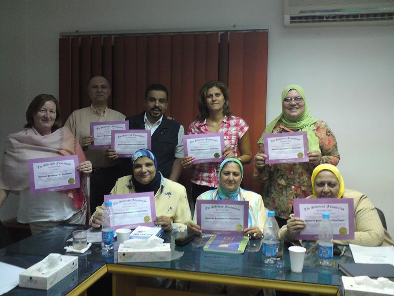 2009 EFT and EMO Cairo Egypt