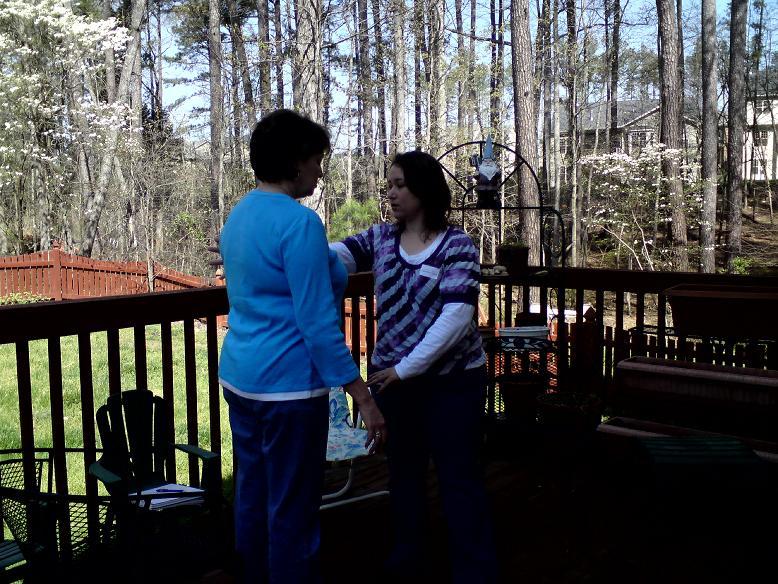 2009 North Carolina EmoTrance Training