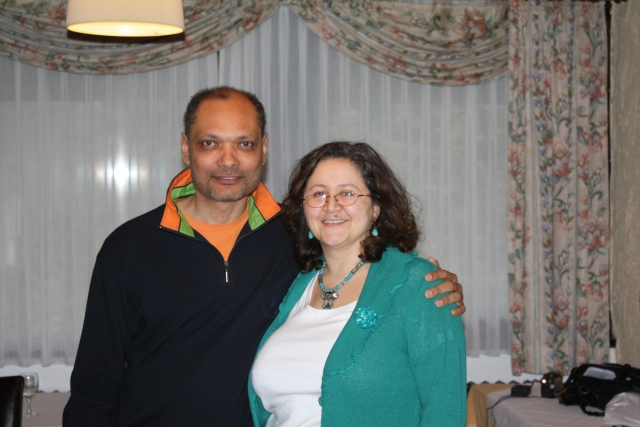 2009 Sandra and Detlev Tesch at The Love Clinic Germany