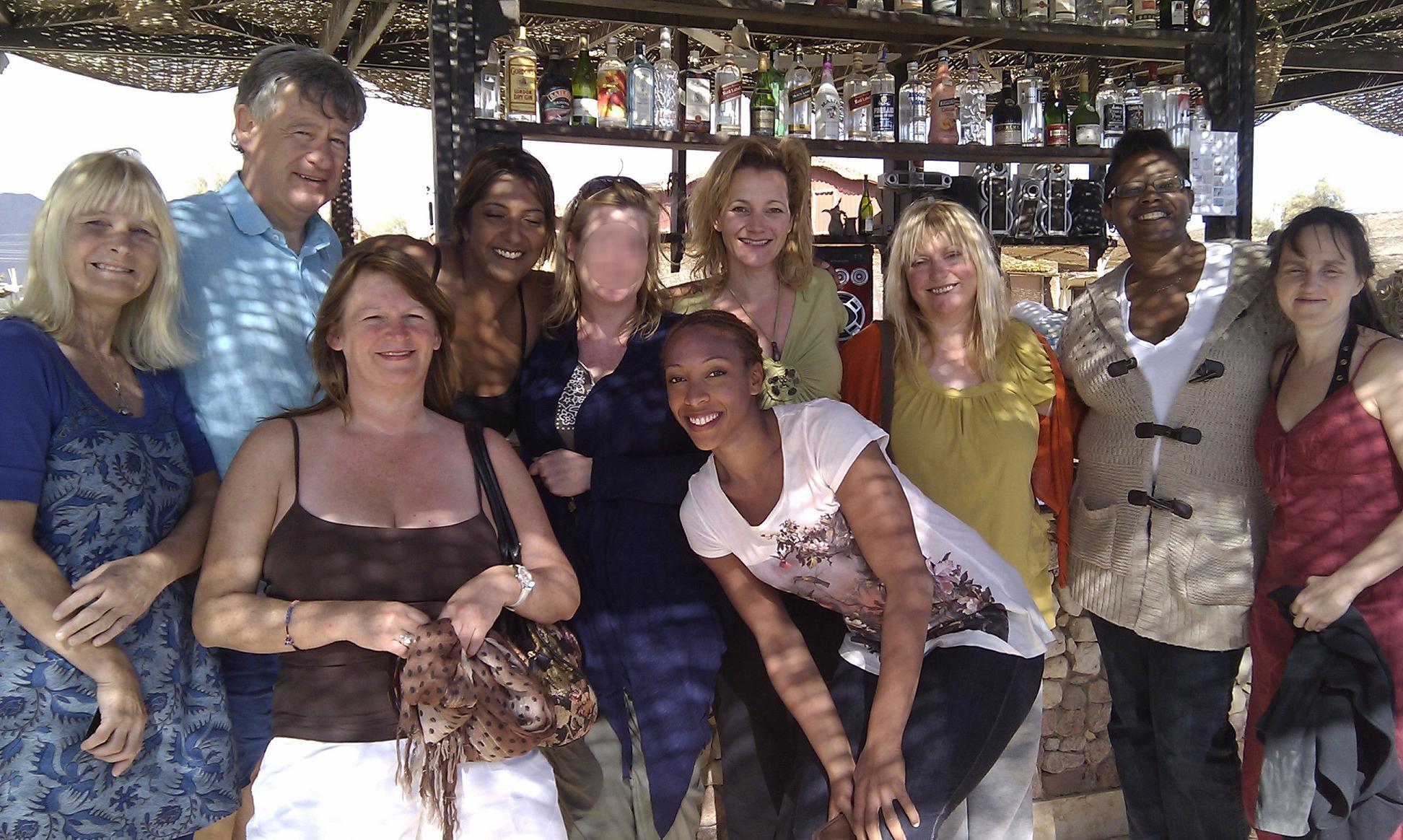 2011 Retreat Red Sea Sinai Egypt