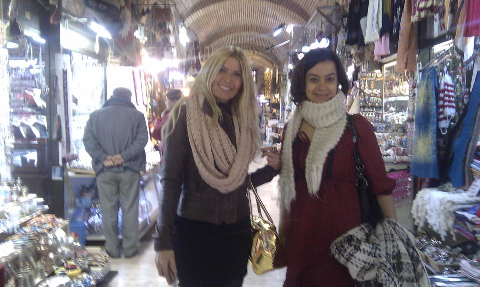 Izmir at the Bazaar