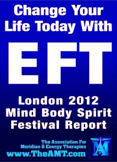 EFT at London Mind Body Spirit Festival