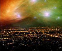 Poem City Lights
