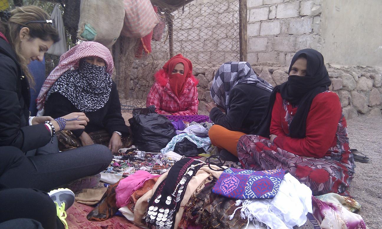 bedouin bazaar
