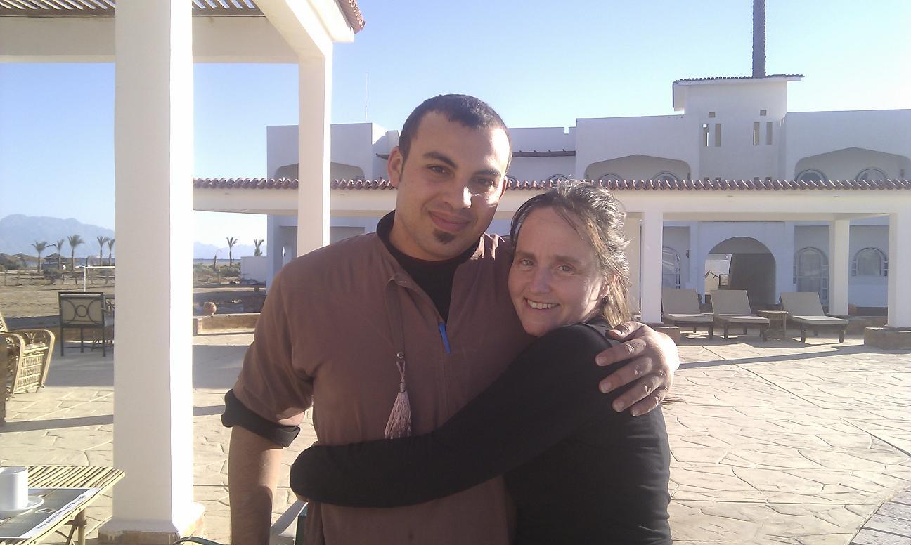 Jo and Alaa