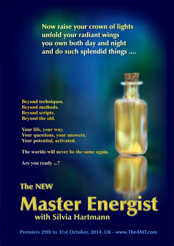 Master Energist information