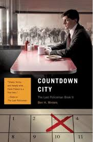 Review: Countdown City by Ben H. Winters
