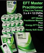 EFT Master Practitioner DVD Set