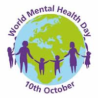 World  Mental Health Day - 10th October 2013