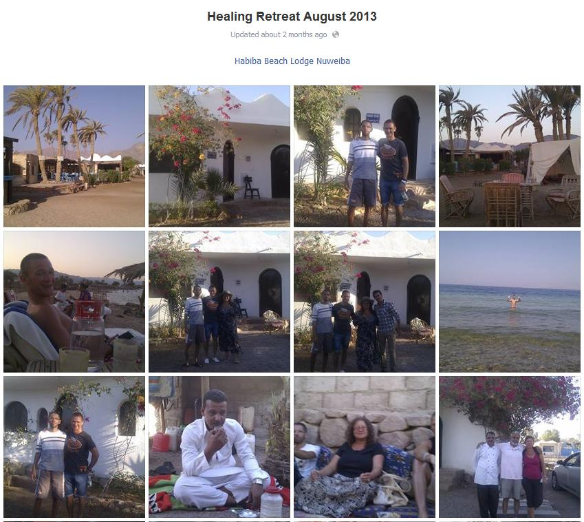 Healing Retreat Egypt