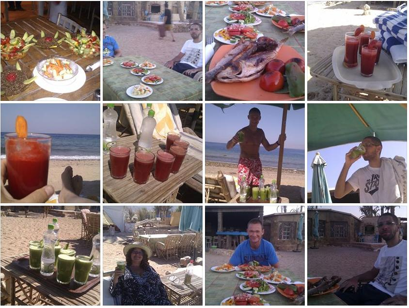 Photos from August 2013 Retreat at Habiba
