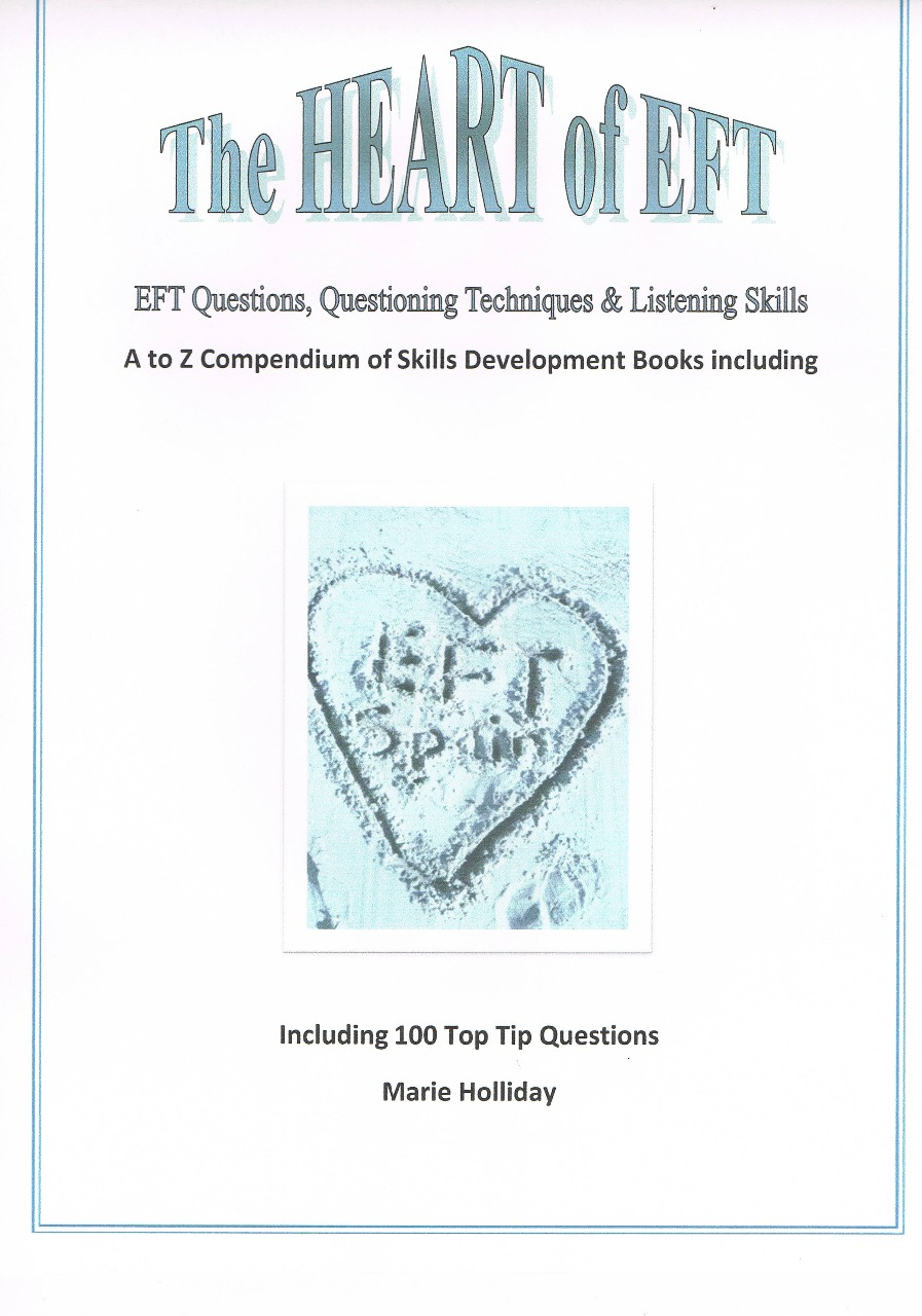 The Heart of EFT Series - QUESTIONS PUBLICATION