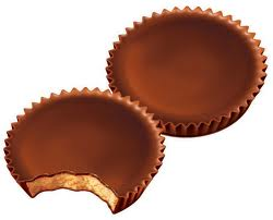 A Chocolate Peanut Butter Cup!