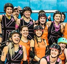 Match Report: London Brawling vs Tiger Bay Brawlers - February 2014