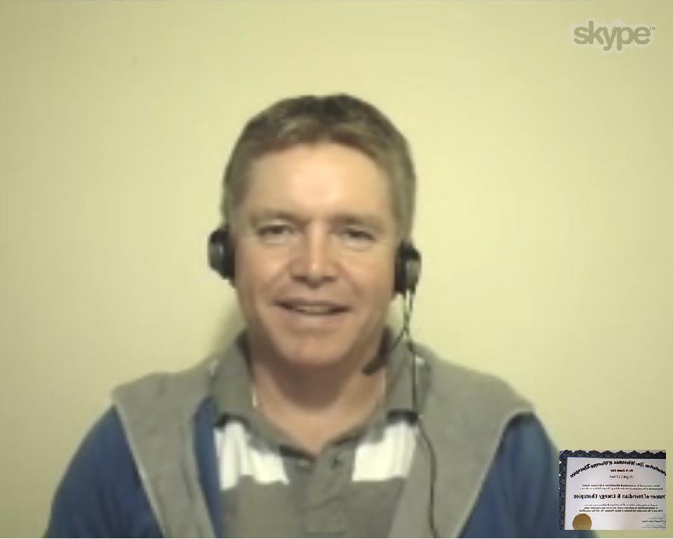 Nigel Colmer GoE Trainer