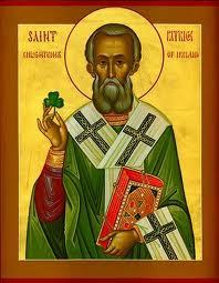 St Patrick