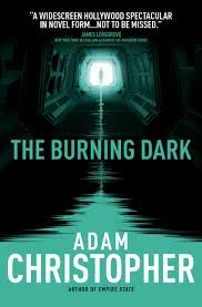 Review: The Burning Dark by Adam Christopher