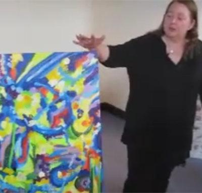 Documentary: A Guided Tour Through Energy Art