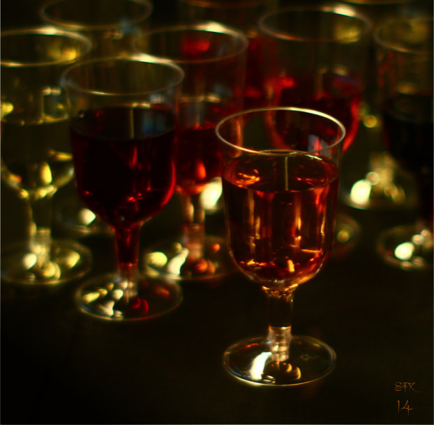 The Colours Of Wine